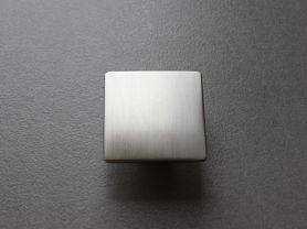 BOUTON CARRE Nickel mat 50