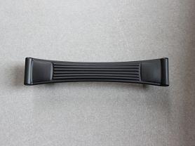 POIGNEE ART DECO Noir Mat 96