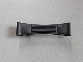 POIGNEE ART DECO Noir Mat 64